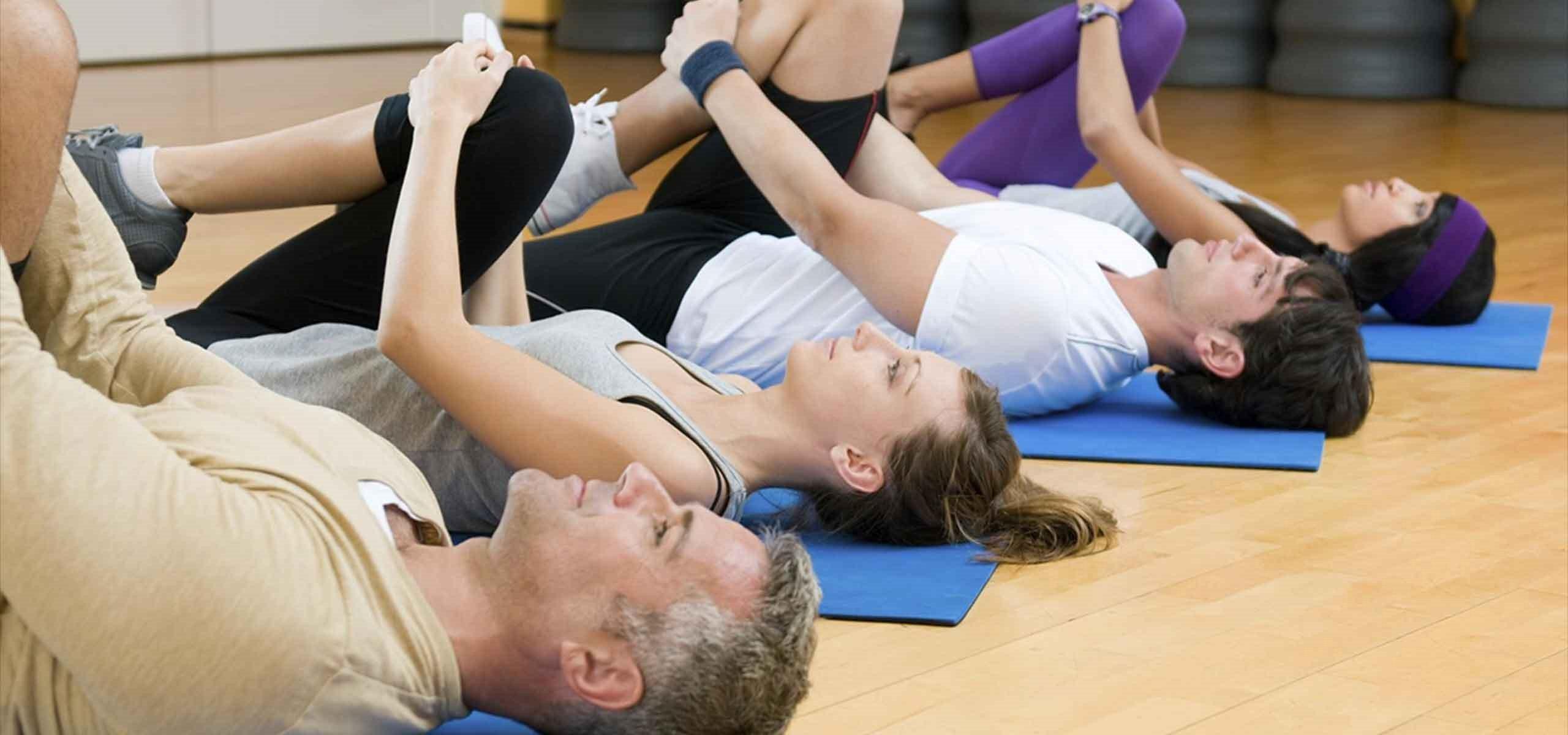 Ginnastica Funzionale Tonificazione e Pilates